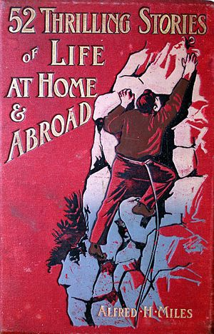Fifty-two Library - Image: Fifty two Thrilling Stories of Life at Home and Abroad