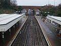 Finchley Central stn high northbound.JPG