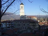 Fiorano Canavese Panorama Chiesa.JPG