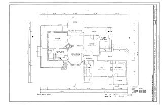 File first floor plan charles goodnight ranch house for 221 armstrong floor plans