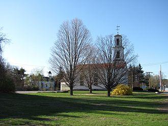 Tyngsborough, Massachusetts - First Parish Meeting House