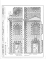 First Presbyterian Church, 820 Broad Street, Newark, Essex County, NJ HABS NJ,7-NEARK,3- (sheet 9 of 16).png