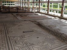 Roman Villas In Surrey