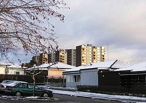 Fittja - Fittja in 2007.