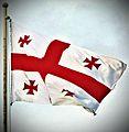 Flag of Georgia (8354980071).jpg