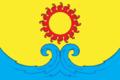 Flag of Golubitskoe (Krasnodar krai).png