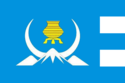 Flag of Verkhoyansky District