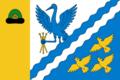 Flag of Zhuravinskoe (Ryazan oblast).png