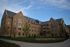 Flaherty Hall (University of Notre Dame) - Flaherty Hall