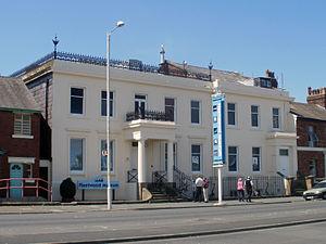 Fleetwood Museum - Image: Fleetwood Maritime Museum