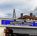 Flickr - Duncan~ - Giggling Sausage and the Shard.jpg