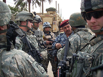 Kurds in Iraq - Flickr - The U.S. Army - 1st 'Panthers' Battalion prepares to replace 'Warriors,' assume mission in east Rashid