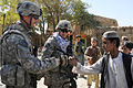 "Flickr - The U.S. Army - Learning the ""fist bump"".jpg"
