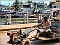 Flickr - ronsaunders47 - UTILISING GARDEN MACHINERY. SRI LANKA..jpg