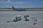Flight Operatons -- Albuquerque (NM) International Airport 12-30 pm August 12, 2013 (9513772644).jpg