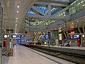 Flughafen-Fernbahnsteig Fahrstuhl-Frankfurt am Main.JPG