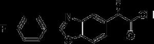 Flunoxaprofen - Image: Flunoxaprofen