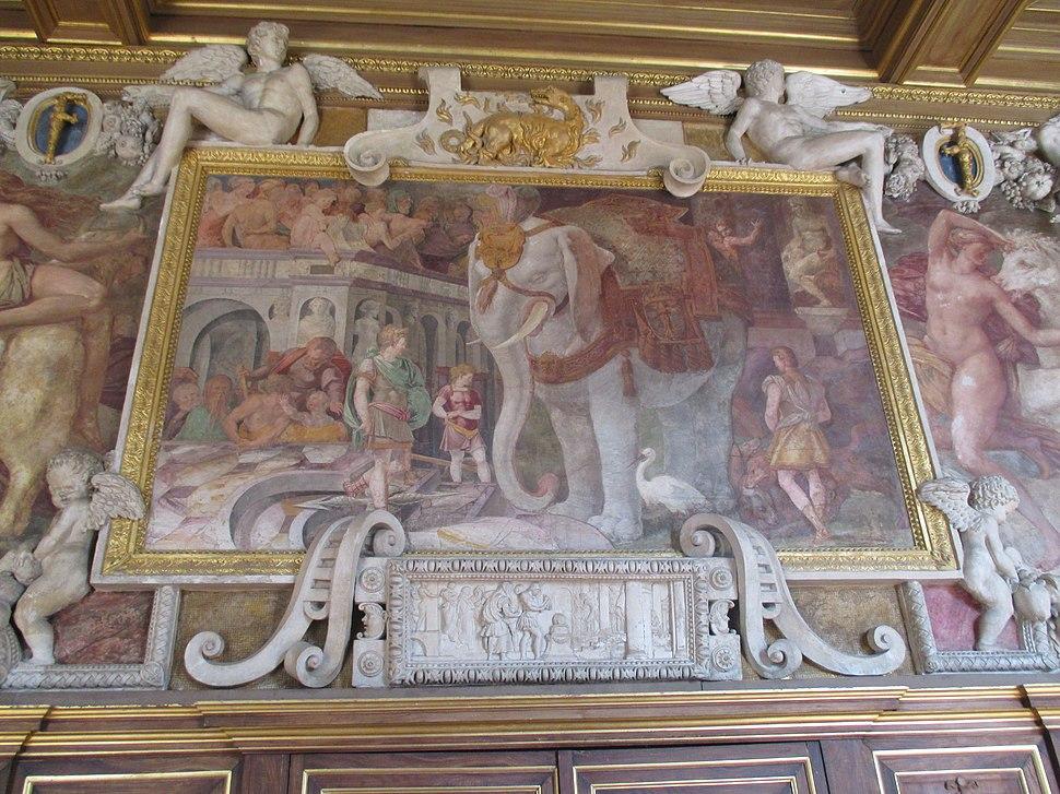 Fontainebleau Galerie Éléphant
