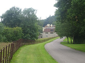 Fonthill Gifford - Fonthill House in 2007