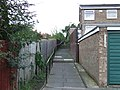 Footpath to Lawnswood, Houghton-le-Spring - geograph.org.uk - 2578081.jpg