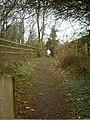 Footpath to Storeton. - geograph.org.uk - 681461.jpg