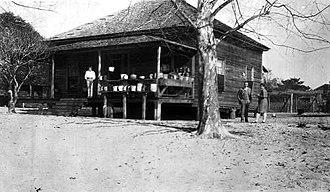 Fort Braden, Florida - Fort Braden store, date unknown