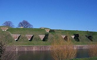 Fort Brockhurst - Fort Brockhurst.