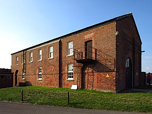 Fort Cumberland (England) - Image: Fort Cumberland former guardhouse