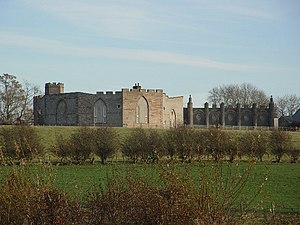 Greystoke, Cumbria - Image: Fort Putnam, Greystoke geograph.org.uk 81221