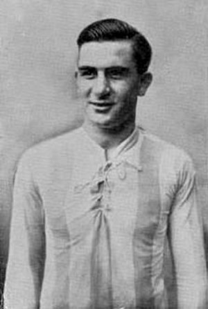 Mario Fortunato - Fortunato with the Argentina national team, c. 1925–26