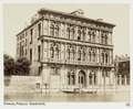 Fotografi av Venezia. Palazzo Vendramin - Hallwylska museet - 104922.tif