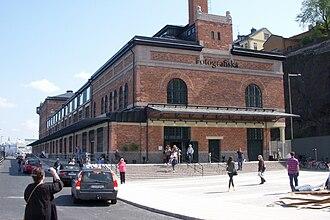 Fotografiska - The Swedish Museum of Photography (main entrance)