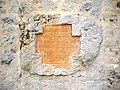 Foundation Stone of Priestman Hall - geograph.org.uk - 2366770.jpg