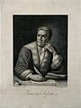 Francesco Aglietti. Line engraving by F. Ambrosi after N. Sc Wellcome V0000046.jpg