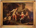 Francesco londonio, scena campestre con pastori e capre, 1770.JPG