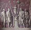 Francis Hayman (1708-1776) - The Emperor Constantine Sacrificing to Diana (from the Arch of Constantine) - 355563 - National Trust.jpg