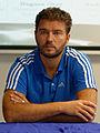 Franck Boidin FFE press conference 2013-07-25 n06.jpg