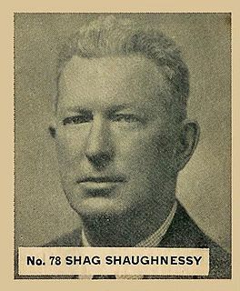 Frank Shaughnessy American athlete and sports executive