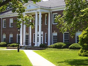 The Stony Brook School - Frank E. Gaebelein Hall