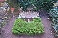 Frankfurt, Hauptfriedhof, Ehrengrab XIV 34 UG (Urnen-Hain) Marcel und Teofila Reich-Ranicki.jpg