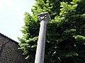 Fraz.Verrucole colonna fra via Nova e via Del Forte a San Romano.jpg