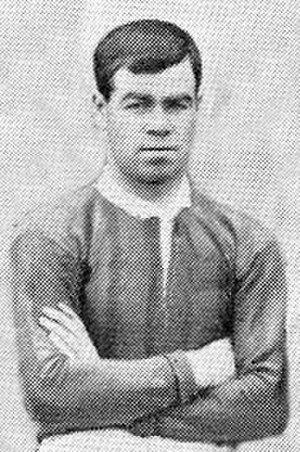Fred Corbett - Corbett while at Brentford in 1906
