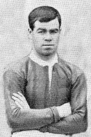 Fred Corbett - Corbett while at Brentford in 1906