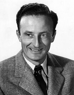 Fred Zinnemann - Zinnemann in the 1940s