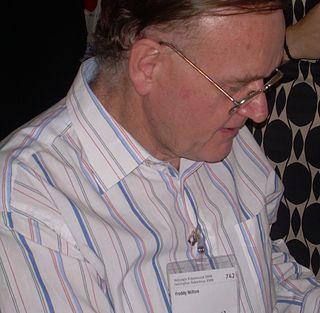 Freddy Milton Comic creator