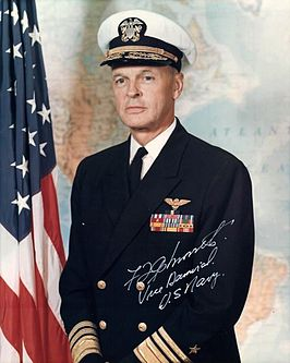 "Vice Admiral Frederick Lincoln ""Dick"" Ashworth"