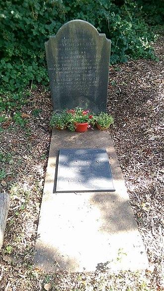 Frederick Scott Archer - Image: Frederick Scott Archer's grave