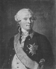 Fredrik Carl Sinclair, 1723-1776, greve