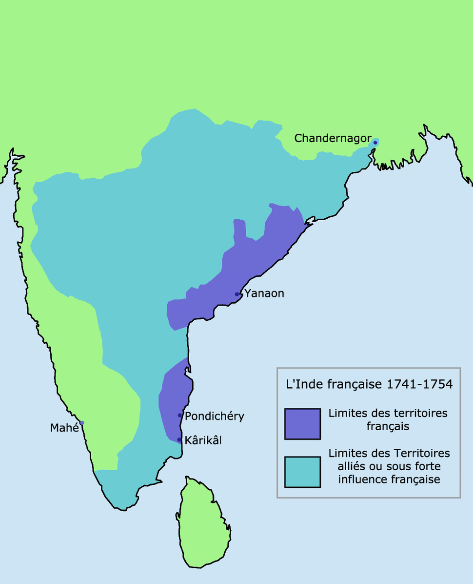 French India 1741-1754