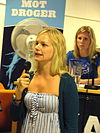Frida Johansson Metso at the UNF congress 2007-07-07.jpg